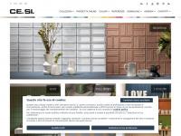 Cesiceramica.it - CE.SI. Ceramica: piastrelle e mosaici in gres smaltato, ceramica in tinta unita