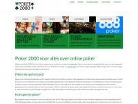 Poker 2000 - Alles over pokeren