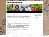 Stadsdichter Veenendaal | Derk Postma | 2019-2021