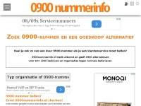 0900nummerinfo.nl