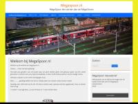 MegaSpoor in de Megastores