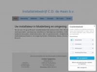 Installatiebedrijf de Haan - Muiderberg - Muiden - Naarden - Weesp - Installatiebedrijf C.D. de Haan bv - Muiderberg / Muiden / Weesp / Naarden / Bussum / Almere