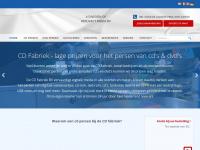 CD Fabriek - Voor het Persen & Dupliceren van CD of DVD