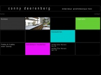 Conny Deerenberg interieur architectuur
