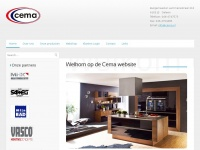 Cema.nl - Cema een plek voor keuken en badkamer