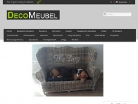 Decomeubel A-kwaliteit teak meubels maatwerk houtsnijwerk decoratie - Decomeubel