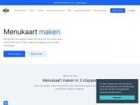 Eenvoudig online een menukaart maken | Online Menukaart