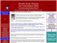 ritalindeath.com