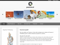 Prestum.nl – Mentally strong in every sport