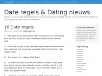 dateregels.nl