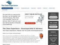 thecleanexperience.nl
