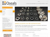 Qseals - Levering en revisie van alle mechanische seals en afdichtingen