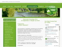 Nationale Groendag – 2018