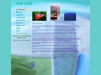 Miazaat.nl - Mia Zaat Hoofdpagina