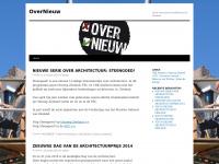 OverNieuw | Serie over nieuwe architectuur in Zeeland