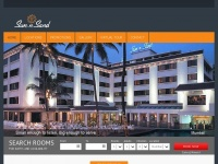 Sunnsandhotel.com - Sun N Sand - Five Star Luxurious Business Hotels In India