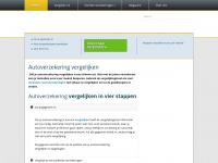 Autoverzekering vergelijken? | Zelf je autoverzekering berekenen