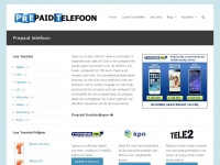 prepaidtelefoon.com