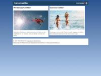 Saisonwetter.ch - Saisonwetter: Sendungen zum Wintersportwetter und Sommerwetter