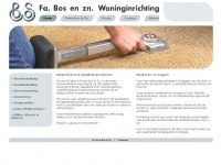 Woninginrichtingbos.nl - Firma Bos & Zn. Woninginrichting - Noordeloos / Giessenlanden