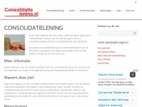 Consolidatielening.nl