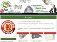 Highpowerled.be - Nieuwe Producten | High Power LED