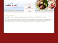 Groothandel fair trade producten - Cerro Azul Food