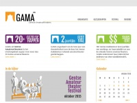 Gamagent.be - Home - GAMA (Gentse Amateurtheaters)
