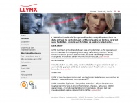 Llynx.nl - LLYNX Data Entry
