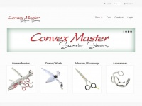 Convex Master - Superior Shears! - ConvexMaster.com