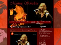 zangeres Martine Schielein songwriter en zangdocent