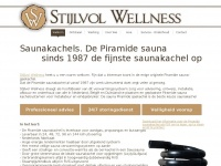 Saunakachel.info - Saunakachels vanWellnessProfs