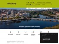 Cm-mirandela.pt - CM Mirandela / Início