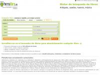 terralibro.es - comparar y comprar libros antiguos y usados a los mejores precios