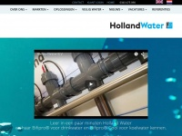 Home - Holland Water - Veilig Drinkwater - Proceswater