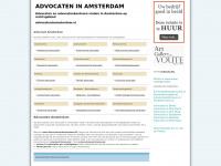 advocateninamsterdam.nl