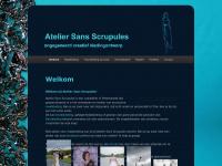 Sansscrupules.nl - Atelier Sans Scrupules - ongeneerd creatief kledingontwerp