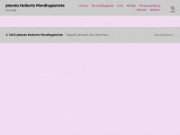 Welkom - Jolanda Huiberts Mondhygieniste