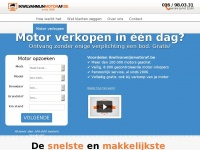 Motor verkopen? Veilig en vertrouwd online