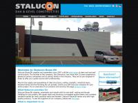 Stalucon Dak & Gevel Staalconstructies Stadskanaal Groningen dakbedekking renovatie schadeherstel aluminium