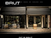 Dit is BRUT - Food & Wine Bar - Burgers & Steaks