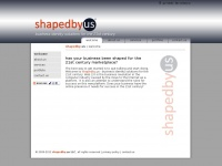 shapedby.us - business identity solutions for the 21st century