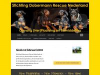 Stichting Dobermann Rescue Nederland   Opvang, (her)plaatsings en bemiddeling van het hondenras Dobermann
