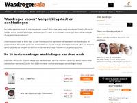 Wasdroger kopen? Vergelijkingstest en aanbiedingen - WasdrogerSale.nl