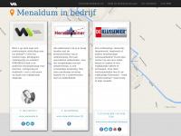 Menaldum in bedrijf, voor ondernemend Menaldum.