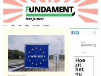 onsfundament.nl