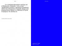 Kolber.info - Anthony Kolber, Designer / Developer