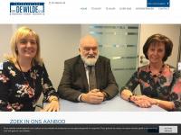 Zakenkantoordewilde.be - Home Zakenkantoor Dirk De Wilde