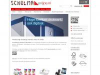 ScholmaOnline.nl / Goedkoop drukwerk bestellen van uitstekende kwaliteit voor brochures, flyers etc