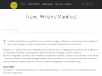 travelwritersmanifest.nl